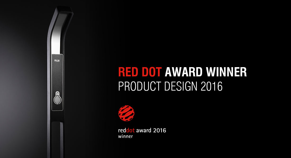 Red Dot Design Award Winning EV Charging System